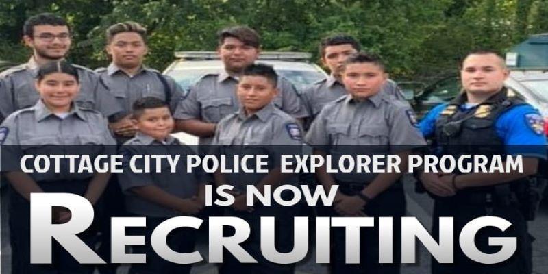 Police Explorer's Program